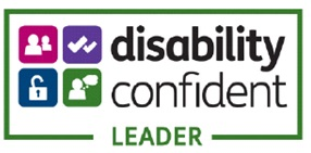 Disability Confident level 3 leader badge